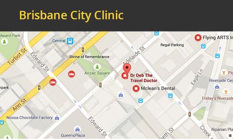 Brisbane City Clinic