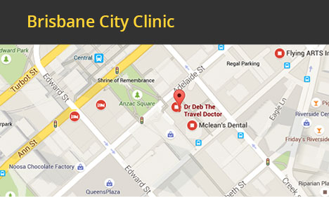 Brisbane City Clinic